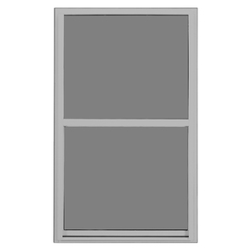 BetterBilt 36-in x 48-in 3040TX Series Aluminum Double Pane New Construction Single Hung Window