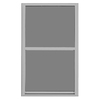 BetterBilt 24-in x 28-in 3040TX Series Aluminum Double Pane New Construction Single Hung Window