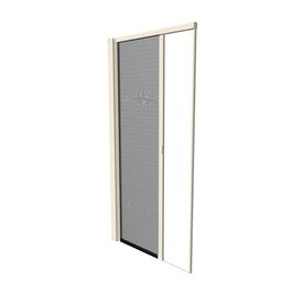 shop phantom screens sureview almond retractable screen at