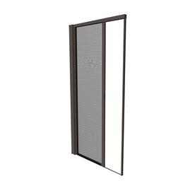 Shop phantom screens sureview over height brown for Phantom retractable screen door reviews