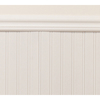 EverTrue 2-11/16-ft Primed MDF Edge and Center Bead Wainscot