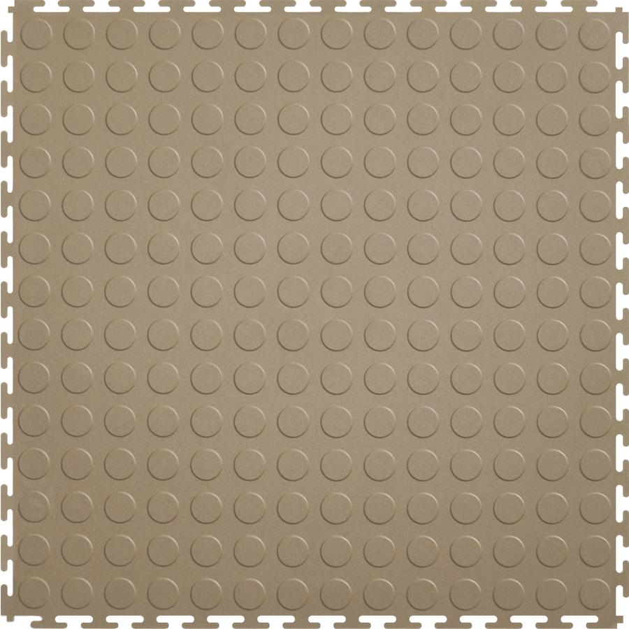 Shop Perfection Floor Tile 20 1 2 In W X 20 1 2 In L Beige
