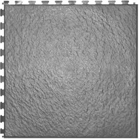 Perfection Floor Tile 6-Piece 20-in x 20-in Light Gray Slate Garage Floor Tile
