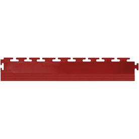 Perfection Floor Tile 4-Pack Terracotta 3-in W x 20.5-in L Garage Floor Edges