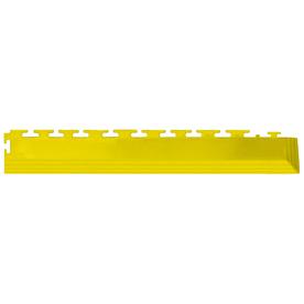 Perfection Floor Tile 4-Pack Yellow 3-in W x 20-1/2-in L Garage Flooring Corners