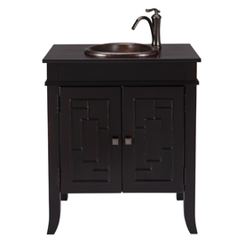 Bath Vanity Combo Copper Sink Lowes Vanities Bathroom:Jason the