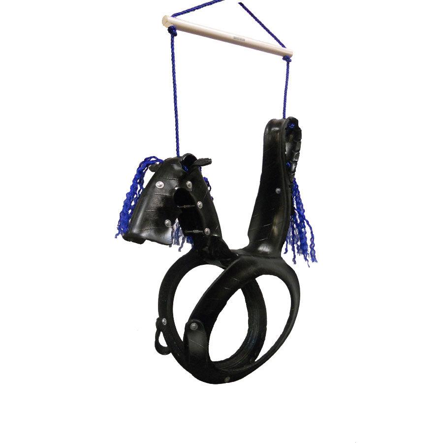 shop black tire swing  lowescom