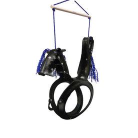 Black Tire Swing