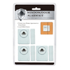 Armored Home Security 3-Pack Entry Alarms