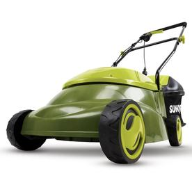Sun Joe Mow Joe Electric Lawn Mower 12-Amp 14-in Corded Electric Push Lawn Mower MJ401E
