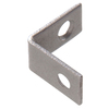 The Hillman Group 10-Pack 4-in Galvanized Corner Braces