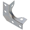 The Hillman Group 20-Pack 3-in Zinc Corner Braces