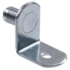 The Hillman Group 80-Pack 0.25-in Zinc L Shape Shelving Hardware