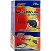 PIC 24-Pack Glue Rat and Mouse Trays