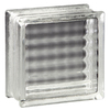 Pittsburgh Corning Argus Premiere 8-Pack Glass Blocks (Common: 8-in H x 8-in W x 4-in D; Actual: 7.75-in H x 7.75-in W x 3.87-in D)