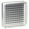 Pittsburgh Corning Argus Premiere 3-Pack Glass Blocks (Common: 12-in H x 12-in W x 4-in D; Actual: 11.75-in H x 11.75-in W x 3.87-in D)
