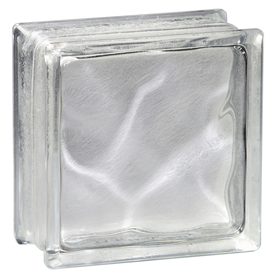 Pittsburgh Corning 8-Pack 8-in x 8-in x 4-in Glass Block