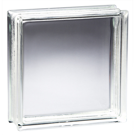 Shop pittsburgh corning vue pemiere 3 pack glass blocks for Acrylic glass blocks