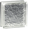 Pittsburgh Corning Icescapes Thinline 10-Pack Glass Blocks (Common: 8-in H x 8-in W x 3-in D; Actual: 7.75-in H x 7.75-in W x 3.12-in D)