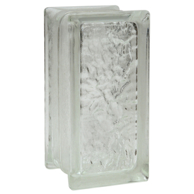 Pittsburgh Corning 12-Pack 4-in x 8-in x 4-in Glass Block