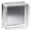 Pittsburgh Corning Thickset 60 Vue Pemiere 4-Pack Glass Blocks (Common: 8-in H x 8-in W x 4-in D; Actual: 7.75-in H x 7.75-in W x 3.87-in D)