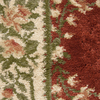 Orian Rugs Kennedy 7-ft 10-in x 10-ft 10-in Rectangular Red Floral Area Rug