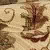 allen + roth Hexham Beige Rectangular Indoor Woven Throw Rug (Common: 2 x 3; Actual: 23-in W x 39-in L)