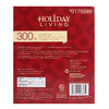 Holiday Living 300-Count Indoor/Outdoor Twinkling Clear Incandescent Christmas Icicle Lights
