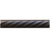 Somerset Collection 10-Pack 1-in x 6-in Somerset Oil-Rubbed Bronze Metal Tile Liner