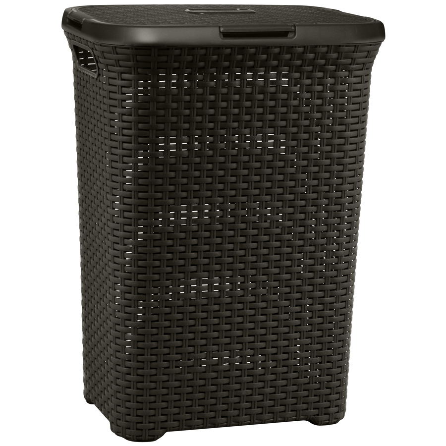 Shop plastic clothes hamper at - Plastic hamper with lid ...