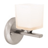 Access Lighting 4-1/4-in W Hermes 1-Light Oil-Rubbed Bronze Arm Wall Sconce
