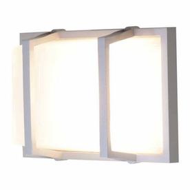 Access Lighting Neptune 8-1/4-in Satin Outdoor Wall Light