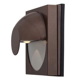 Access Lighting 5-1/4-in Bronze Outdoor Wall Light