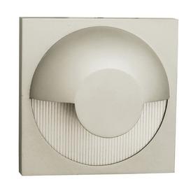 Access Lighting 5-1/4-in Satin Outdoor Wall Light