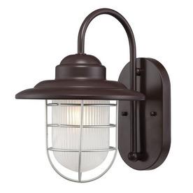 Millennium Lighting R Series 11-1/2-in Architectural Bronze Outdoor Wall Light