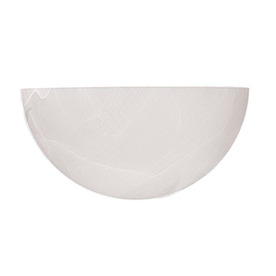 Shop Millennium Lighting 10-in W 1-Light White Pocket Hardwired