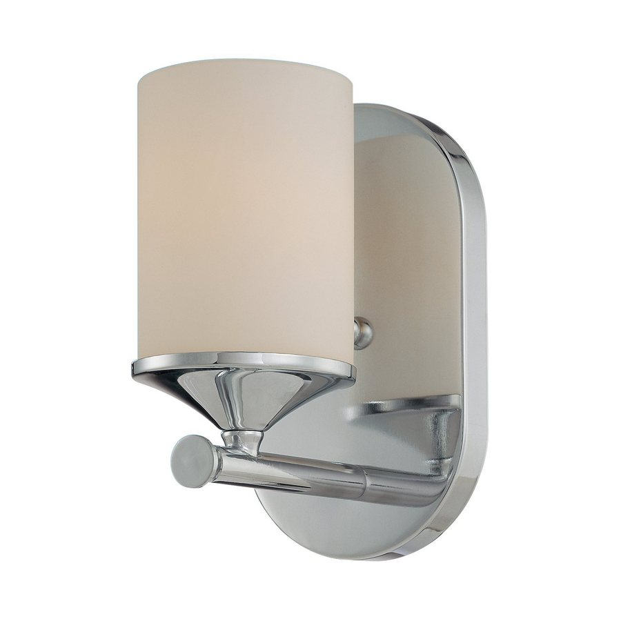 Shop Millennium Lighting Chrome Bathroom Vanity Light At