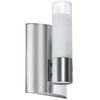 Dainolite Lighting 4-1/4-in W 1-Light Polished Chrome Arm Wall Sconce