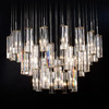 Trend Lighting 36-Light Diamante Polished Chrome Chandelier