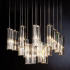 Trend Lighting 16-Light Diamante Polished Chrome Chandelier