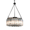 Trend Lighting 12-Light Park Avenue Polished Chrome Chandelier