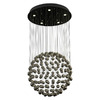 Trend Lighting 33-1/2-in W Constellation Polished Stainless Steel Pendant Light