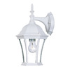 Acclaim Lighting Brynmawr 15-1/2-in Textured White Outdoor Wall Light
