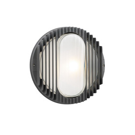 PLC Lighting Sprint 10-in Architectural Bronze Outdoor Wall Light