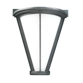 PLC Lighting Suenos 12-in Oil-Rubbed Bronze Outdoor Wall Light