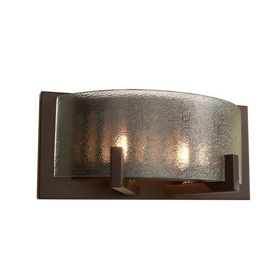 Shop varaluz firefly industrial bronze bathroom vanity for Bathroom 2 light fixtures