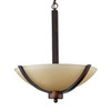 Whitfield Lighting 20-in W Mickayla Coffee Pendant Light