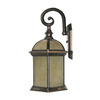 Whitfield Lighting 16-in Oil-Rubbed Bronze Outdoor Wall Light