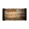 A-19 Refusion 14-in W 1-Light Galaxy Pocket Hardwired Wall Sconce