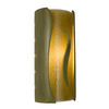A-19 Refusion 5.5-in W 1-Light Sagebrush/Moss Pocket Hardwired Wall Sconce